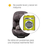 Autoasiento Ever Fit Gris